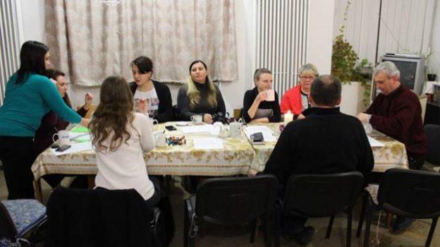 Зібрання волонтерів 20 січня 2014