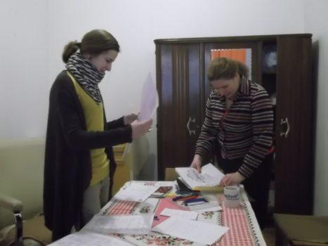Відповідь на кризу переселенців в Західній Україні