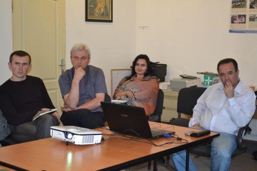 Карітас Львова відвідали учасники міжнародного проекту