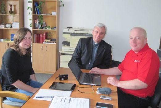 Працівники львівського Карітасу переймають досвід чеських колег