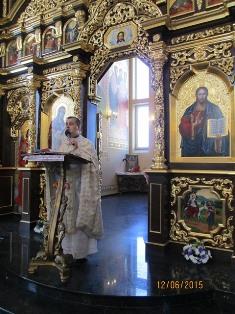 Місії тверезості у львівській парафії Благовіщення Пресвятої Богородиці