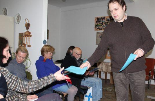 Волонтери Парафіяльного Карітасу вчились підвищувати особисту ефективність