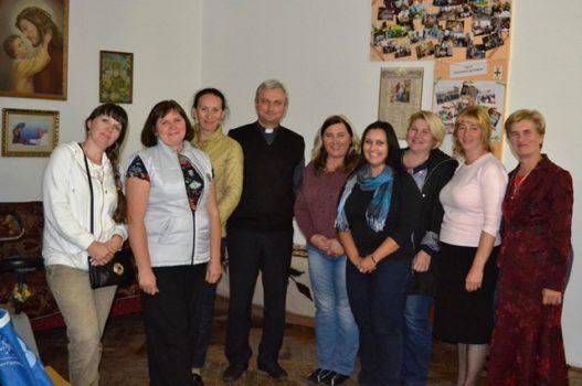 У Карітасі Львова відбулась зустріч парафіяльних волонтерів соціального служіння