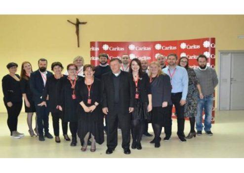 Карітас нащодень: двадцять років діяльності в Боснії і Герцеговині
