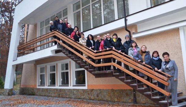 Волонтери соціального служіння Карітасу Львова взяли участь у тренінзі «Самоідентифікація волонтера в Карітасі»