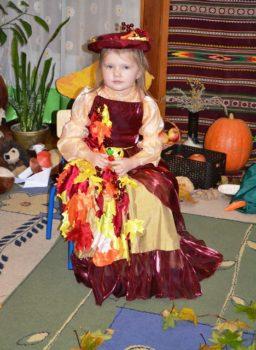 Свято осені у дошкільному закладі Карітасу Львова