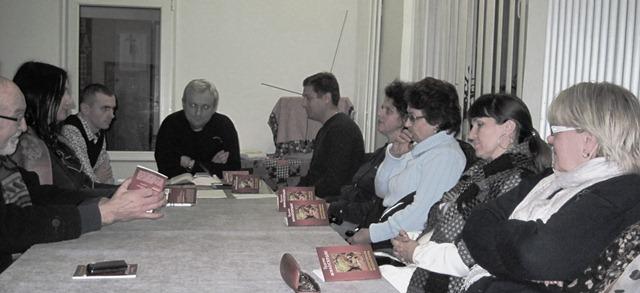 На зустрічі волонтерів соціального служіння у Карітасі Львова обговорили план роботи