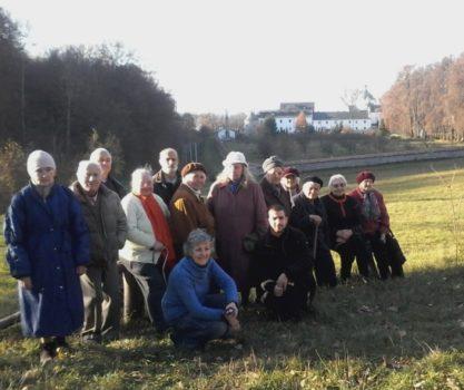 Літні люди Центру соціальної допомоги Благодійного фонду «Карітас-Львів УГКЦ» відвідали Крехівський монастир