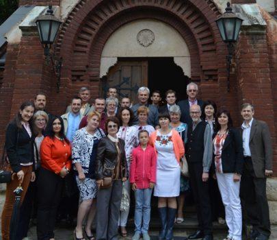 Працівники і волонтери Карітасу Львова взяли участь у храмовому святі в честь Івана Хрестителя
