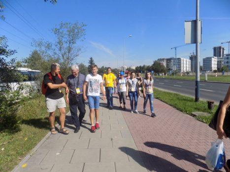 Молодь з особливими потребами Карітасу Львова зустрілась з Папою на Світових днях молоді у Кракові
