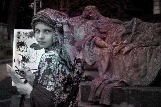 Підлітки Карітасу Львова стали героями портретів фотовиставки  «Я через 5 років. Ти тільки вір у мене!»