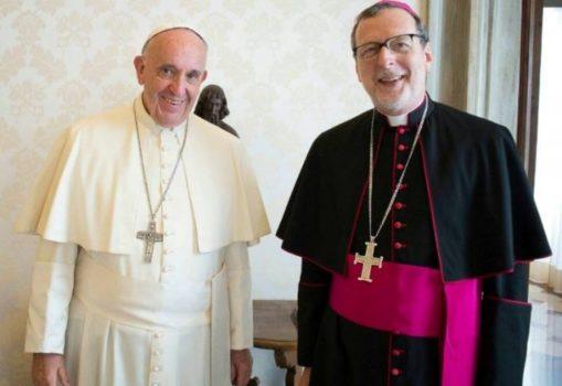 Завдяки Папі Франциску для України було зібрано 10 мільйонів євро