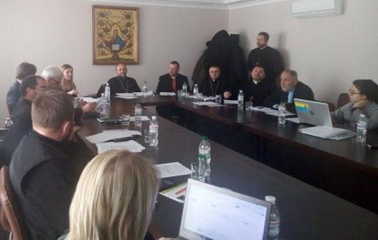 У Львові обговорювали програму реалізації Стратегії розвитку соціального служіння УГКЦ