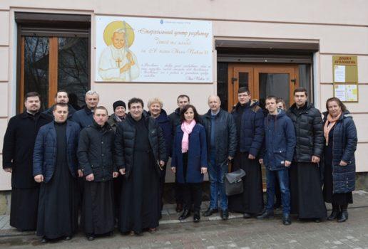 Представники Карітасу Львова обмінювались досвідом служіння у Стрийській єпархії УГКЦ