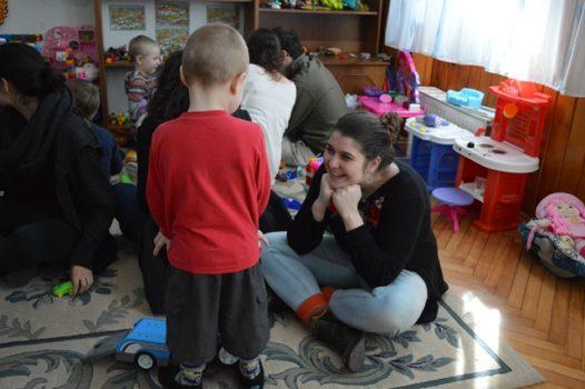 """Кризовий центр """"Діти вулиці"""" відвідали студенти з Нью-Йорка"""