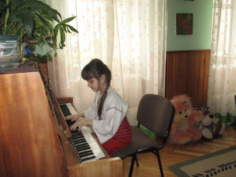 У дошкільному закладі Карітасу Львова провели Шевченківський ранок