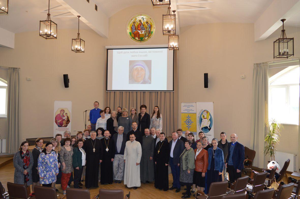 Форум «Служіння милосердя» для парафіяльних Карітасів та харитативних спільнот