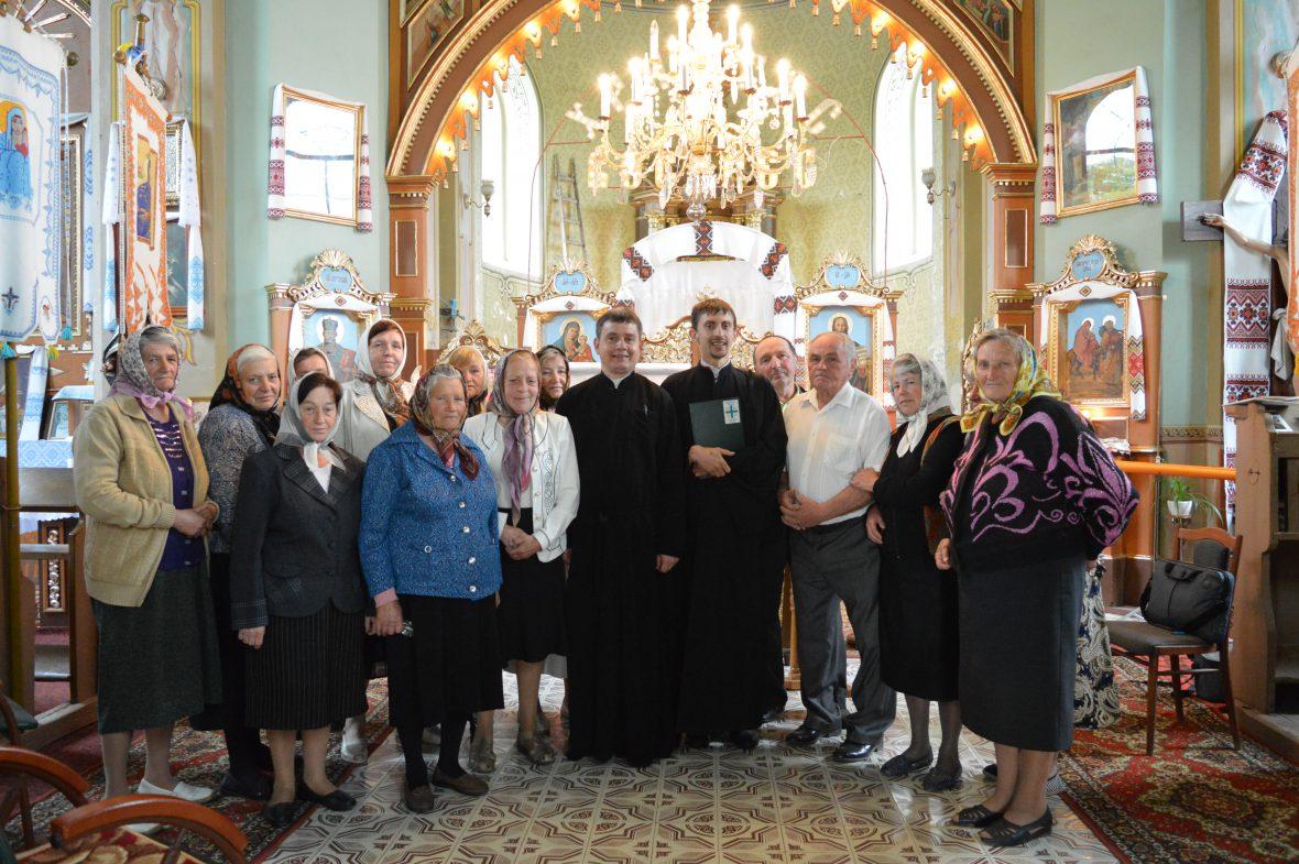 Друга зустріч з активними парафіянами с. Печенія