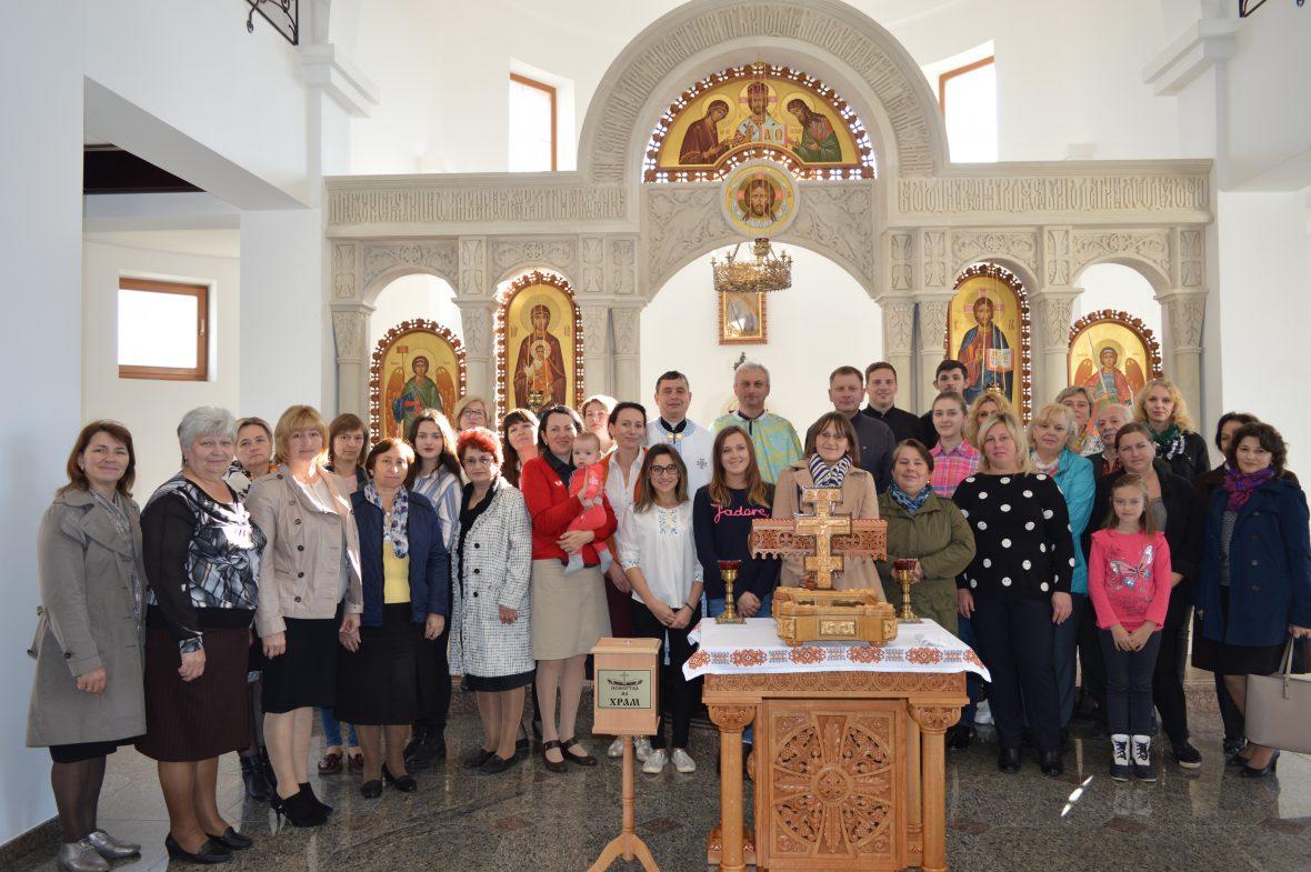 Зустріч-тренінг волонтерів соціального служіння Львівської Архиєпархії УГКЦ