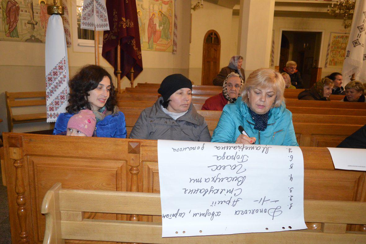 У Лапаївці обговорювали можливості залучення волонтерів