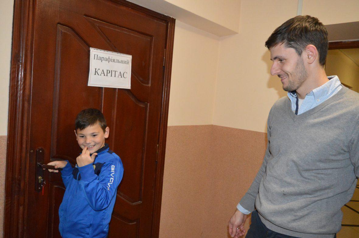 Парафіяльний Карітас громади Всіх святих українського народу набирає обертів