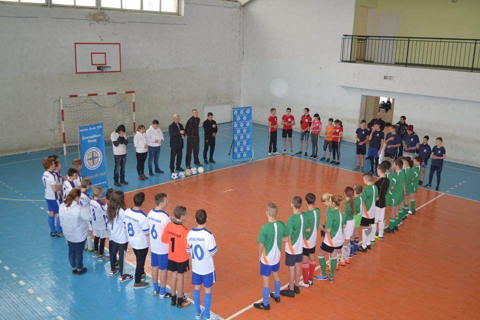 БФ «Карітас – Львів УГКЦ» організував футбольний турнір для підлітків
