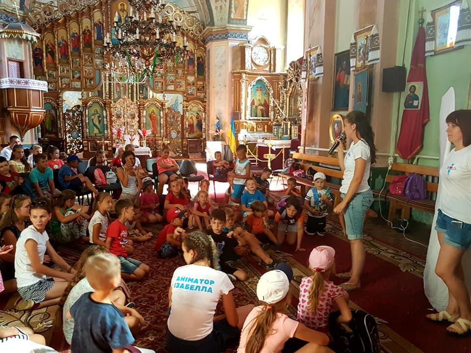 Парафія Святого Миколая у Глинянах здійснює активне соціальне служіння