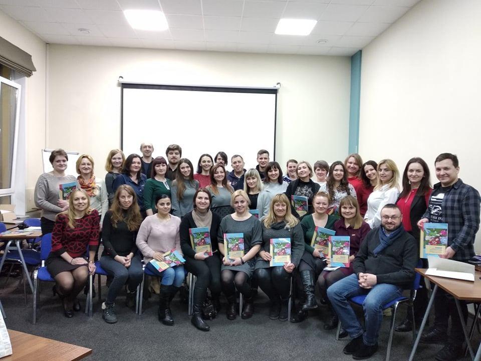 """У Карітасі стартував проект """"Соціально-педагогічна робота з дітьми та молоддю"""""""