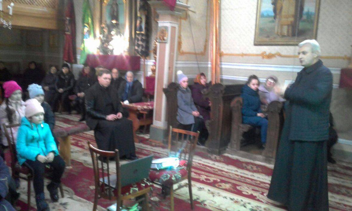 Активізація парафіяльного соціального служіння: зустріч у с. Пикуловичі