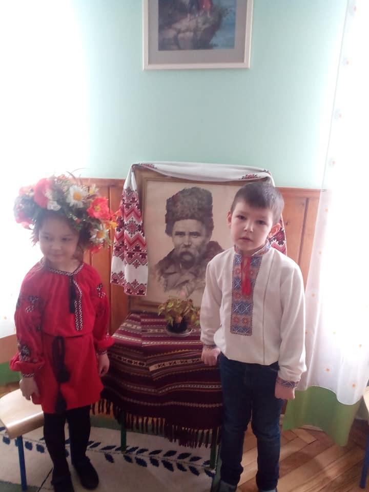 Шевченківське свято у Дитячому соціальному центрі Карітасу Львова
