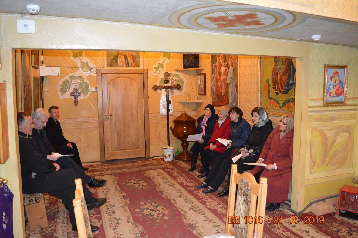 Друга навчальна зустріч з активізації соціального служіння у Семенівці