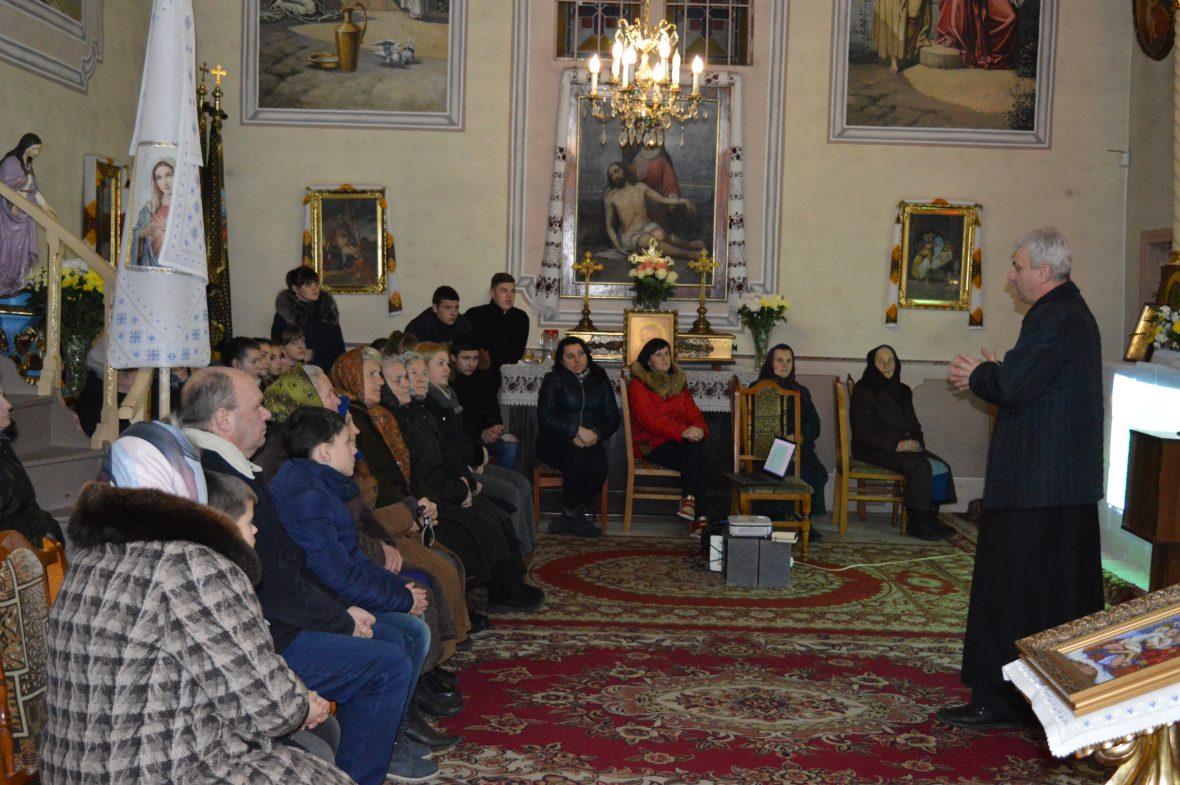 Активізація соціального служіння: перша зустріч з активними парафіянами с. Муроване
