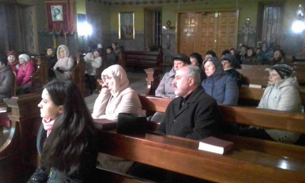 Активізація соціального служіння: друга зустріч в Оброшине