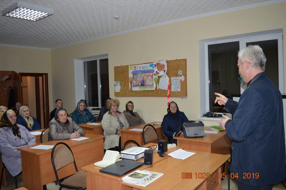 Активізація соціального служіння на парафіях: друга зустріч у Пустомитах