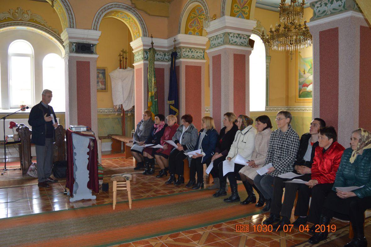 Активізація соціального служіння: зустріч у Милошовичах