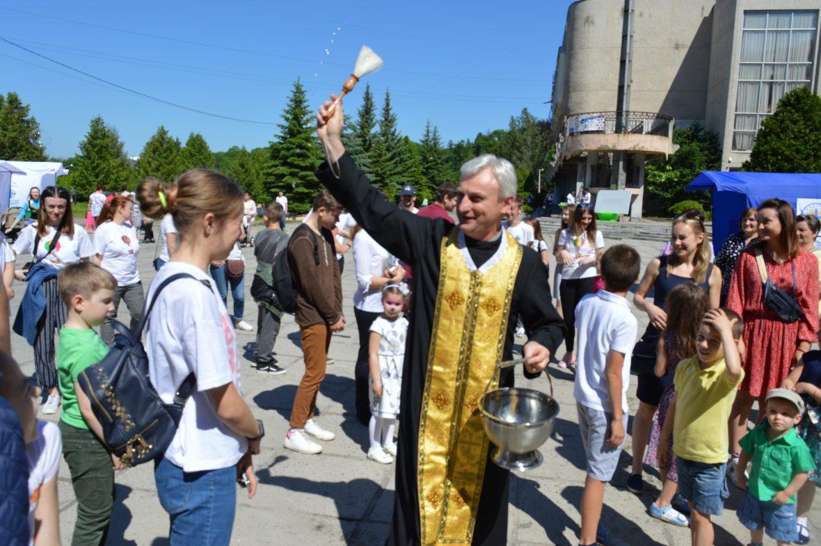 Карітас Львова організував свято «Право на дитинство одне у всіх дітей»