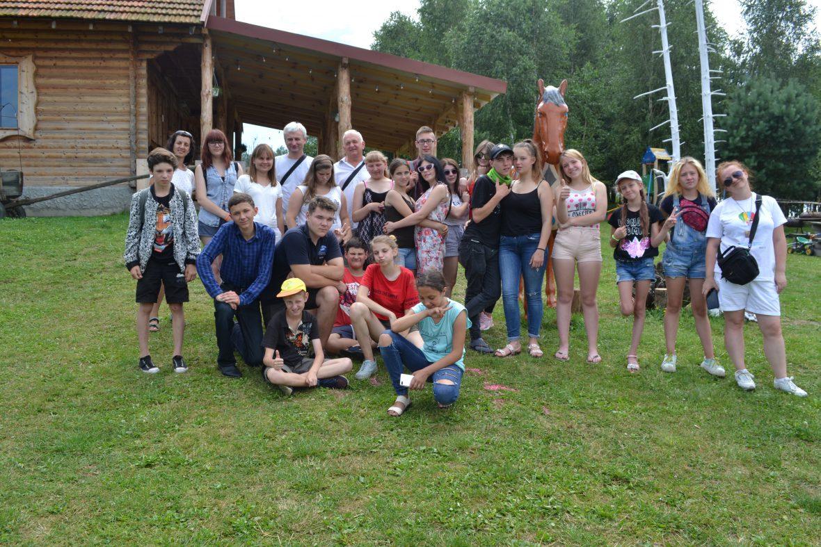 Карітас Львова організував літній дитячий табір «Омріяний відпочинок»