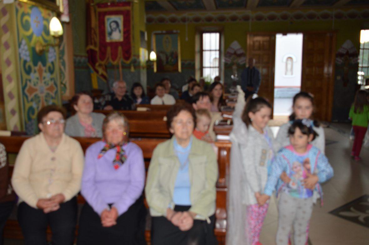 В Оброшино знайомились зі стратегією соціального служіння Української Греко-Католицької Церкви
