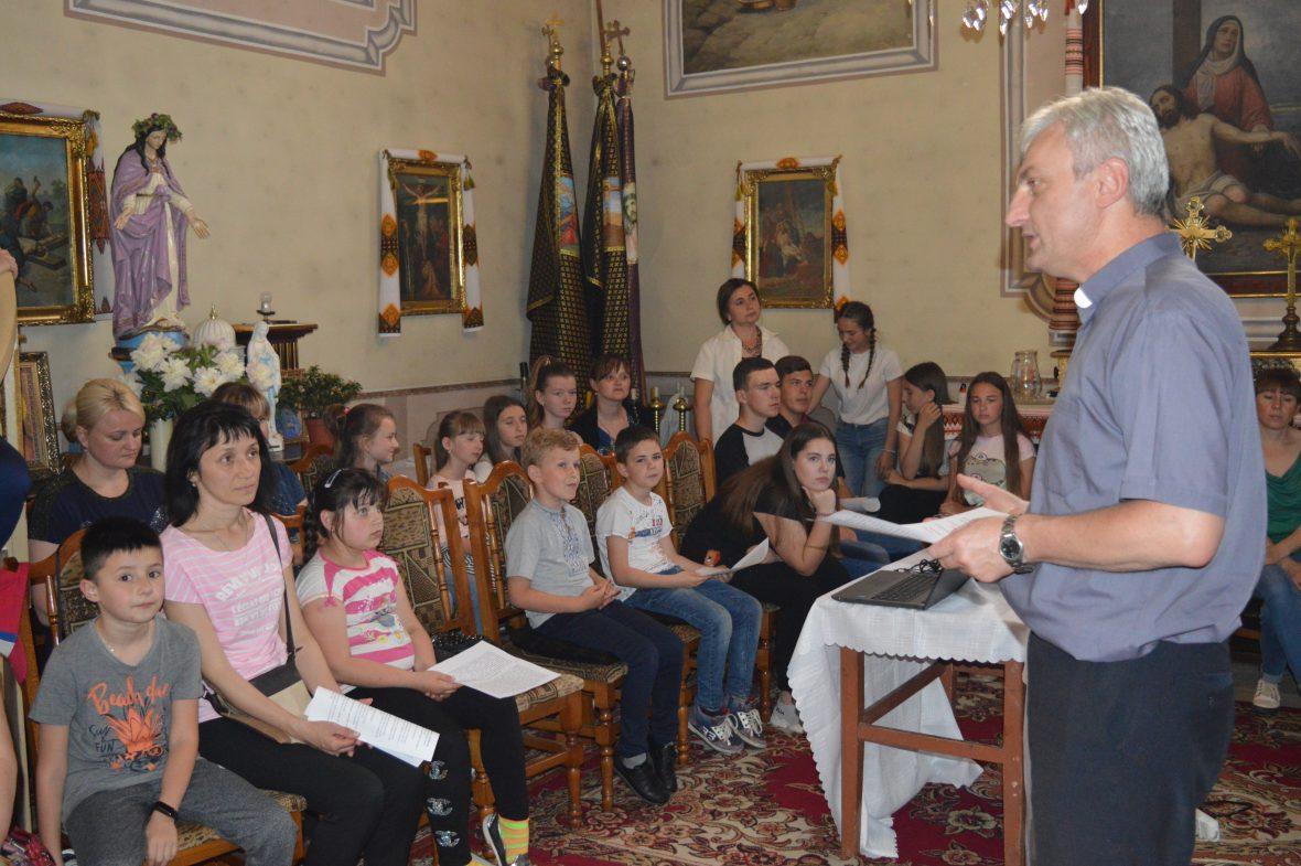 Зустріч з активними громадянами у с. Муроване