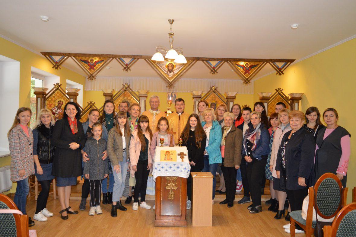 Зустріч-тренінг волонтерів  на тему «Координація і співпраця у соціальному служінні між Парафіяльними Карітасами»