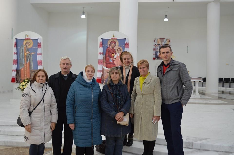 Волонтери Львівської Архиєпархії УГКЦ взяли участь у всеукраїнському Форумі «Соціальне служіння сім'ї»