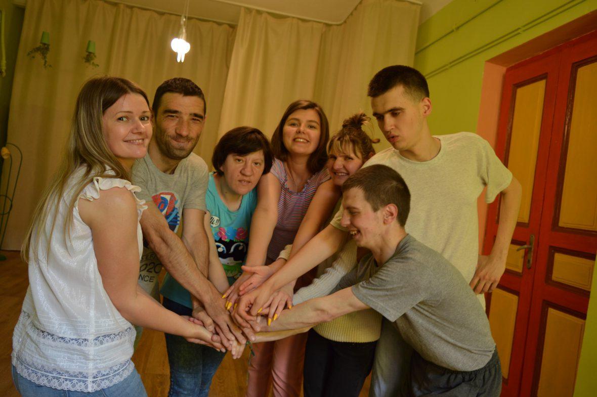 Танцетерапія для молоді з особливими потребами