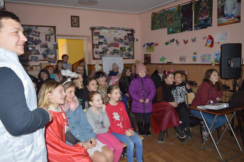 Звітно-підсумкова зустріч у Дитячо-юнацькому центрі БФ «Карітас-Львів УГКЦ»