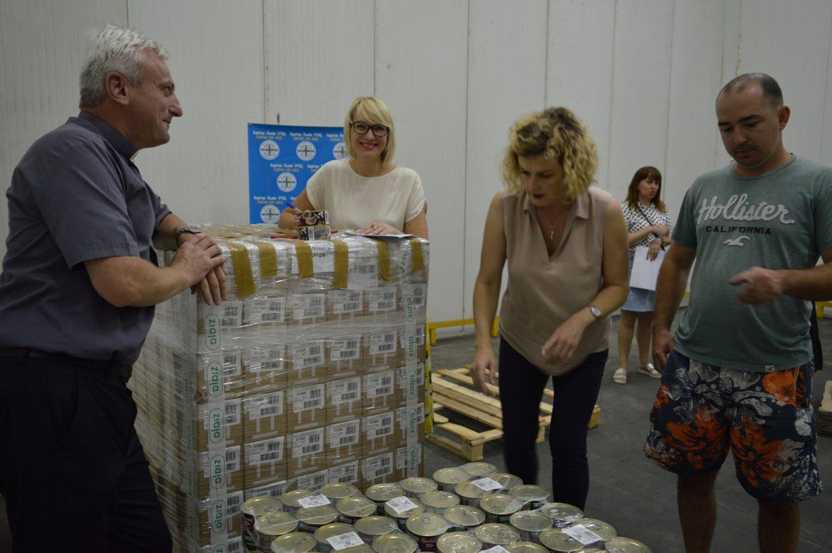 Карітас Львів надав допомогу для постраждалих від повені на Львівщині