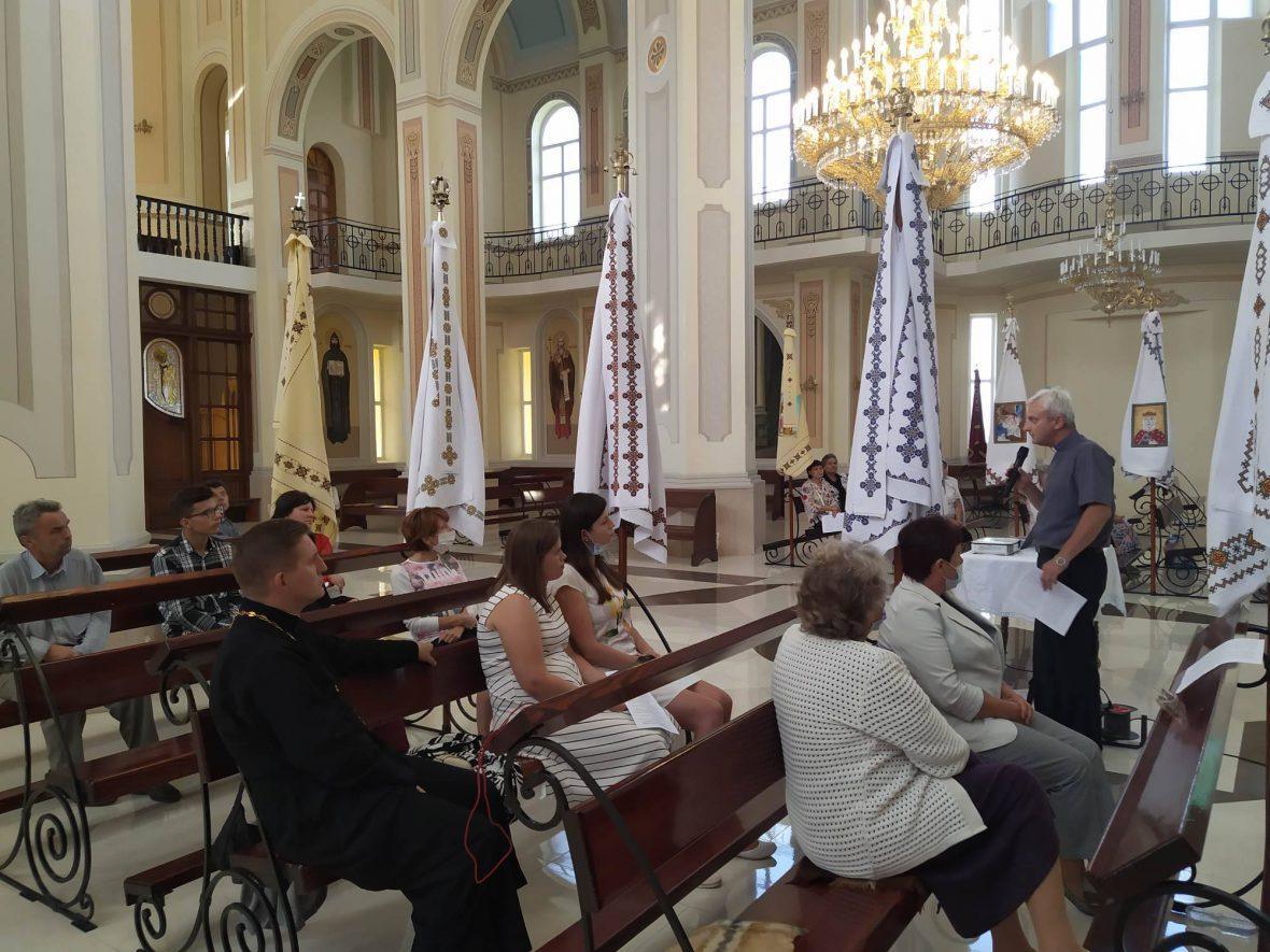 Активізація соціального парафіяльного служіння: зустріч у Бірках
