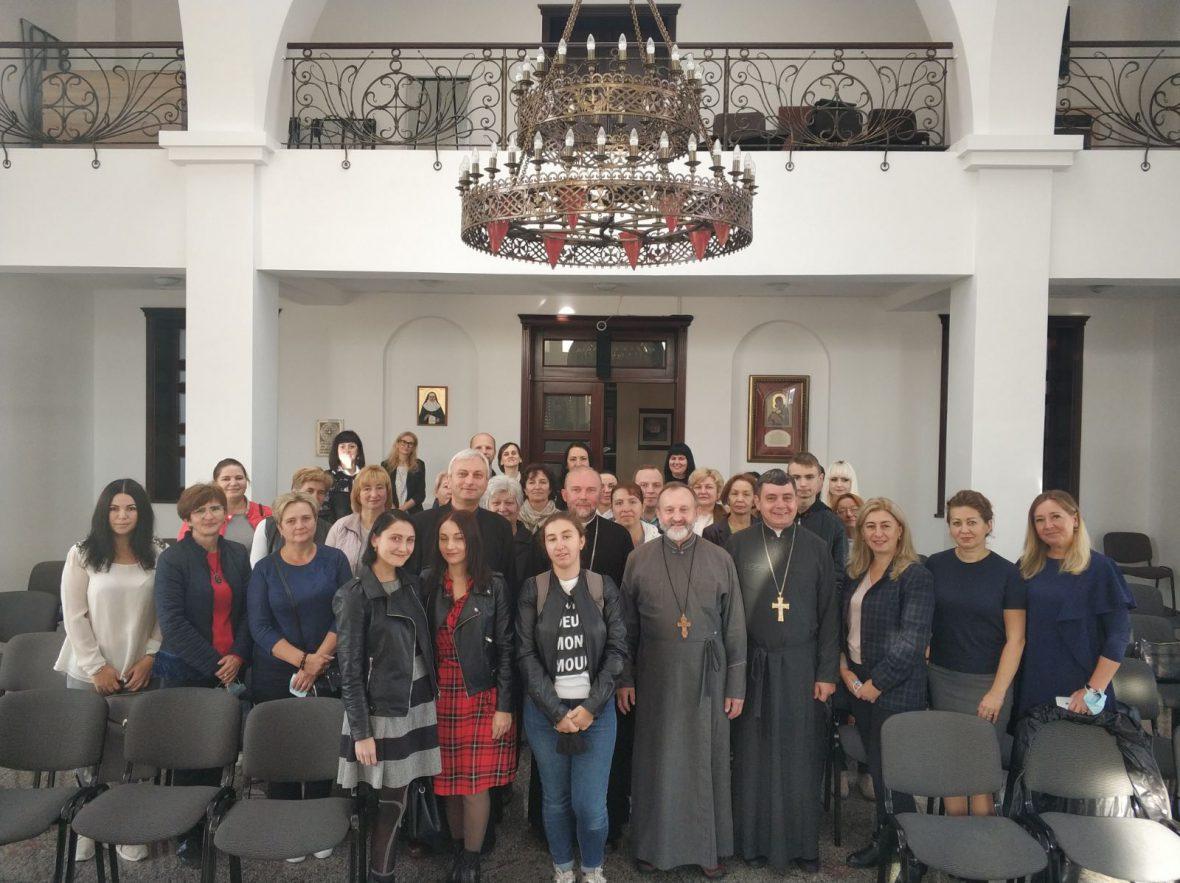 Відбувся Форум соціального служіння УГКЦ «Соціальне служіння людині»
