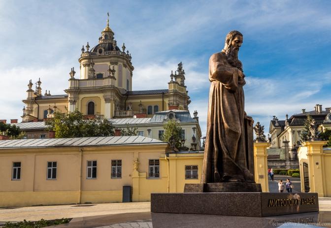 14 листопада на площі біля церкви св. Юра буде проводитись роздавання готової їжі потребуючим