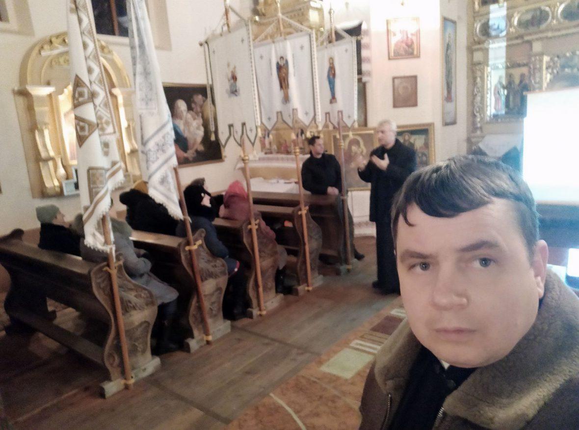 Навчальна зустріч для парафіян храму Пресвятої Трійці